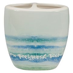 Kathy Davis Splash Toothbrush Holder