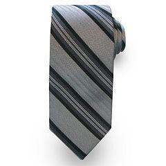 Haggar Striped Woven Tie - Men