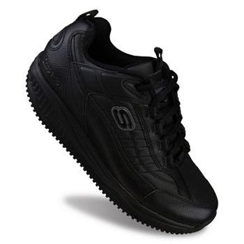 8fd62dad Skechers Work Shape-Ups Exeter SR Men's Shoes