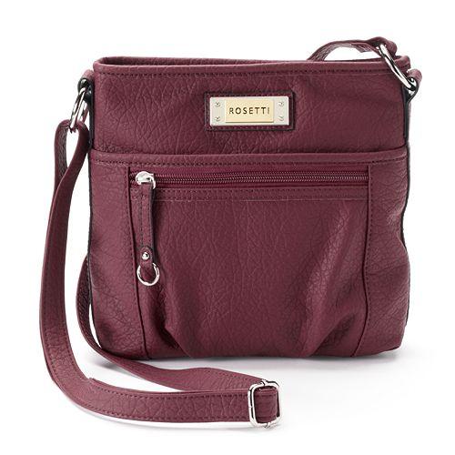 Rosetti Triple Play Carlotta Crossbody Bag