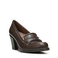 NaturalSoul by naturalizer Yugo Women's Heeled Slip-On Shoes