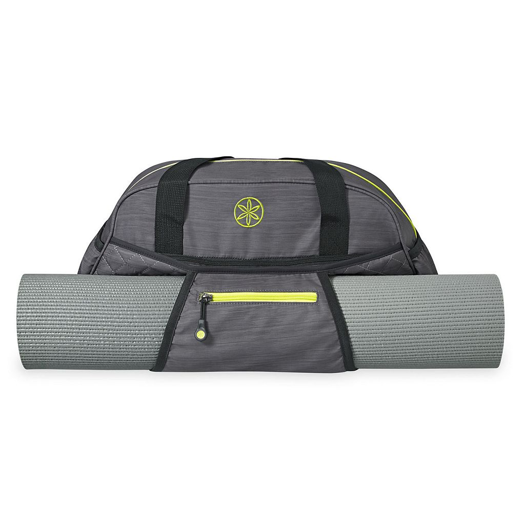 Gaiam Yoga Duffle Bag
