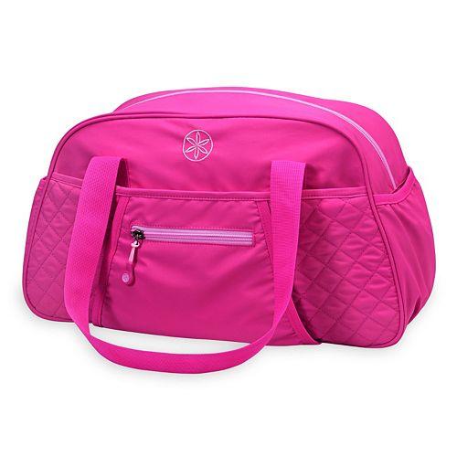 Gaiam Yoga Duffle Bag