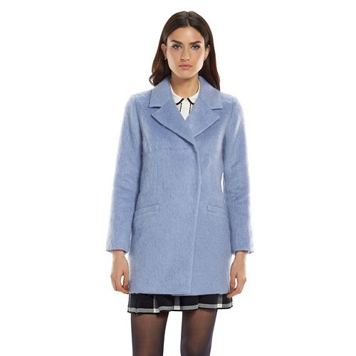 Women's ELLE™ Wool-Blend Coat