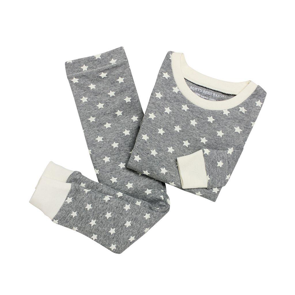 Toddler Burt's Bees Baby Organic Star Pajama Set