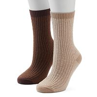 Columbia 2-pk. Marled Crew Socks - Women