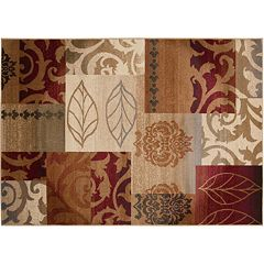 Click here to buy KHL Rugs Transitional Floral Rug.