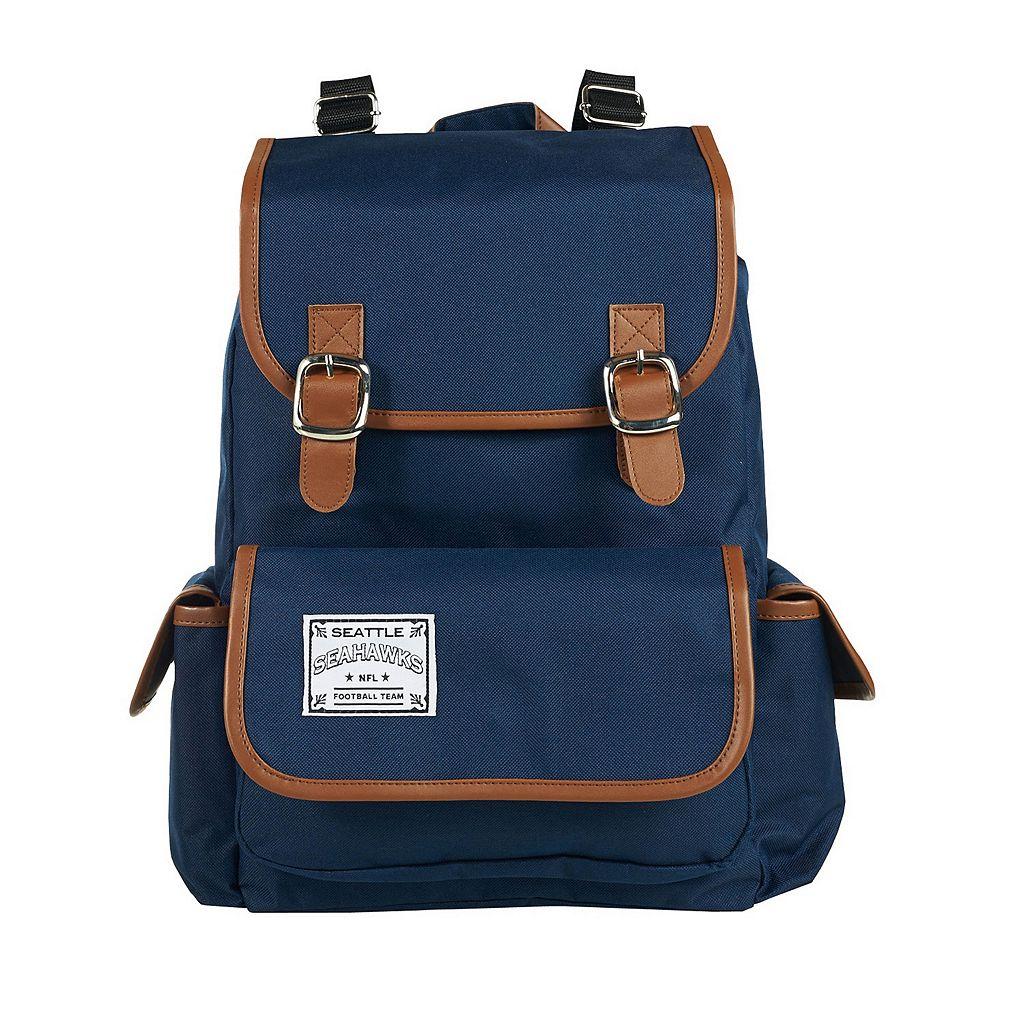 Seattle Seahawks It's a Cinch Backpack