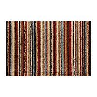Surya Concepts Striped Shag Rug