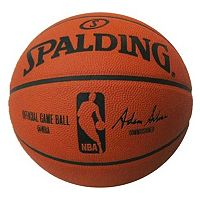 Spalding NBA Basketball Official Game Ball