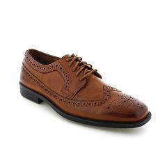 Deer Stags Cade Men's Wingtip Dress Oxfords