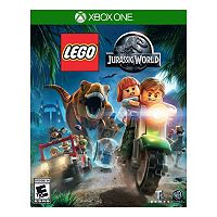 LEGO Jurassic World for Xbox One