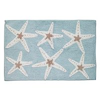 Sequin Shells Bath Rug