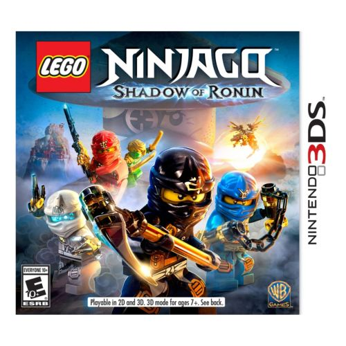 Ninjago: Shadow of Ronin for Nintendo 3DS