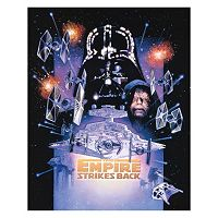 Star Wars Empire Strikes Back Framed Wall Art