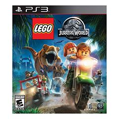 LEGO Jurassic World for PlayStation 3