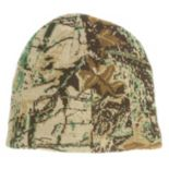 QuietWear Digital Knit Camouflage Beanie - Men