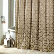 Galaxy Fabric Shower Curtain