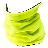 Men's QuietWear High-Visibility Fleece Neck Gaiter