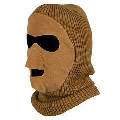 QuietWear  Knit & Fleece Mask - Men