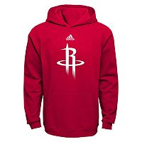 Boys 8-20 adidas Houston Rockets Prime Pullover Fleece Hoodie