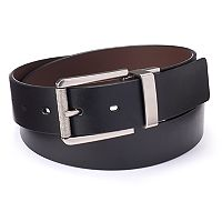 Big & Tall Grand Slam Reversible Roller-Buckle Belt