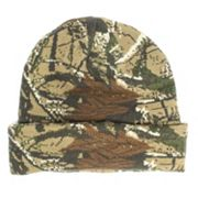 QuietWear Camouflage Scent-Control Cap - Youth