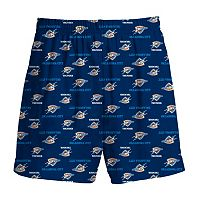 Boys 8-20 Oklahoma City Thunder Shorts