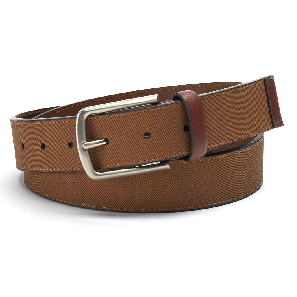 Big & Tall Grand Slam Textured Belt