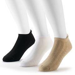 Men's Wilson Golf 3-pack Surround Ventilation Performance No-Show Socks