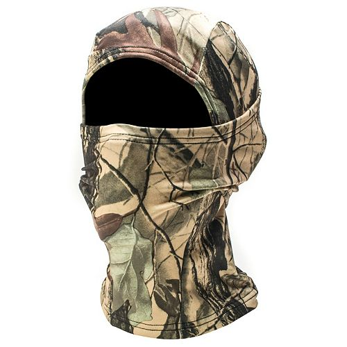 QuietWear Camo 3-in-1 Mask - Men