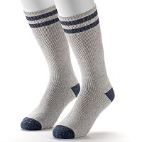 Men's Columbia 2-pack Thermal Crew Socks