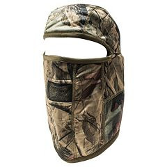 QuietWear Camo Thinsulate One-Hole Mask - Men