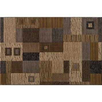 Momeni Wood Grain Abstract Rug