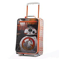 Kids Star Wars: Episode VII The Force Awakens BB-8 Wheeled Luggage by American Tourister
