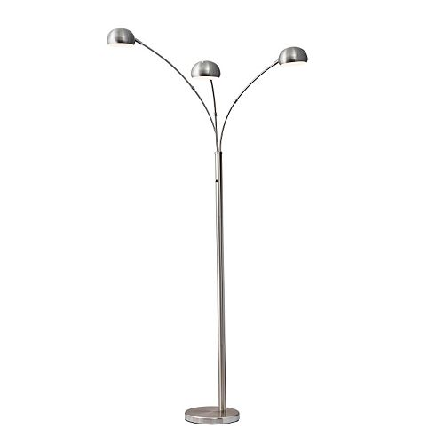 Adesso Domino Arc Floor Lamp