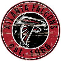 Atlanta Falcons Distressed 24