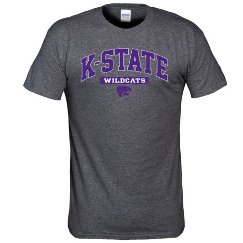 Men's Kansas State Wildcats Next Generation Arch Tee
