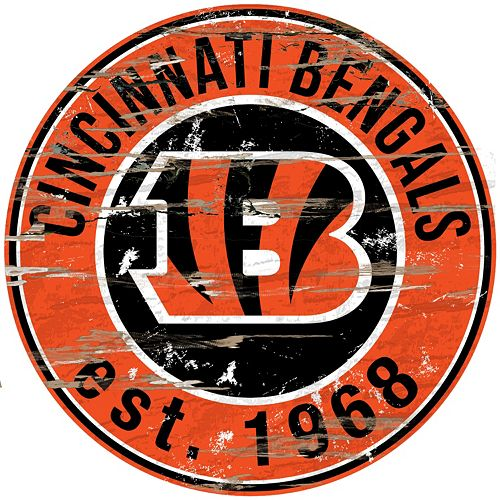 Cincinnati Bengals Distressed 24