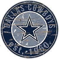Dallas Cowboys Distressed 24