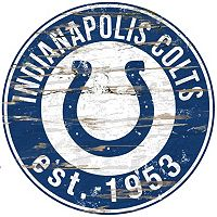 Indianapolis Colts Distressed 24