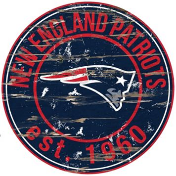 New England Patriots Distressed 24