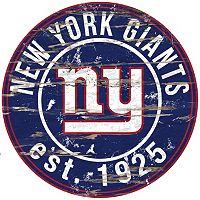 New York Giants Distressed 24