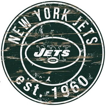 New York Jets Distressed 24