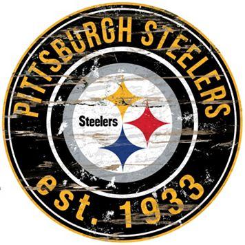 Pittsburgh Steelers Distressed 24