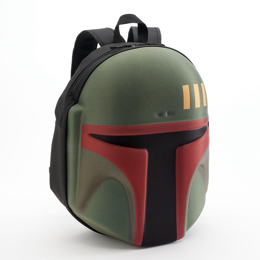 Star Wars Boba Fett Head Backpack
