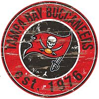 Tampa Bay Buccaneers Distressed 24