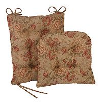 The Gripper 2 pc Somerset Rocking Chair Pad Set
