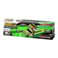Max Traxxx 16-ft. Tracer Racer Glow-Powered Duel Track Race Set