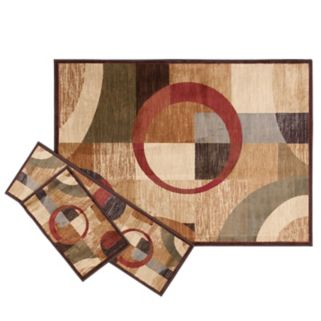 KHL Rugs Contemporary Geometric Rug